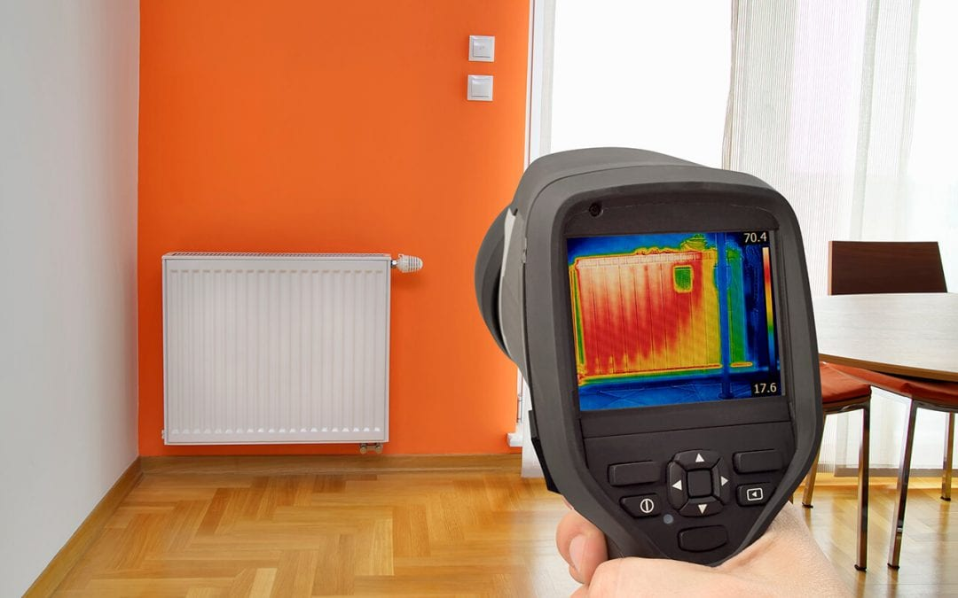 thermal imaging in home inspections can find hot spots in your home